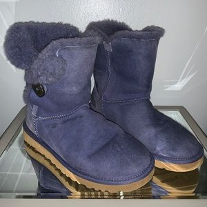UGG Bailey Button - Purple
